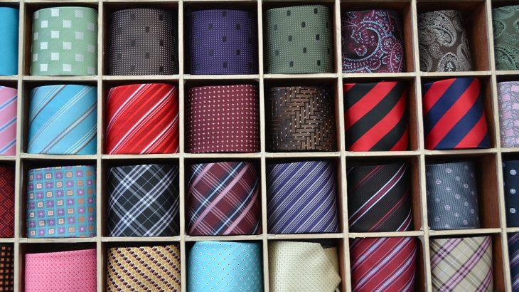 stropdas-met-stippen